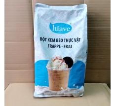 Bột kem béo Thực vật Frappe FR33 hiệu Luave