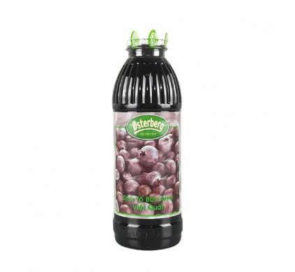 Osterberg Việt quất (Blueberry crush)