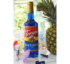 Torani Blue Curacao