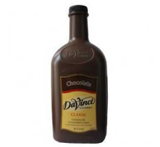SAUCE DAVINCI CHOCOLATE 2L