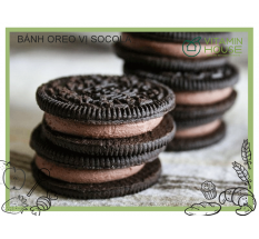 BÁNH OREO CHOCOLATE